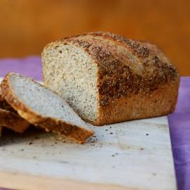Pan de trigo khorasan KAMUT® 4 semillas 500gr