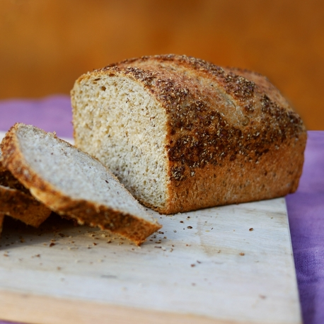 Pan de trigo khorasan KAMUT® 4 semillas (500gr)