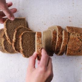Pan de espelta integral 850gr