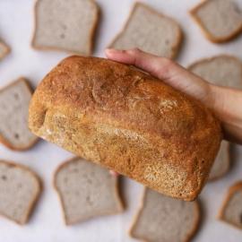 Pan de trigo sarraceno 500gr